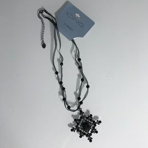 Black gems necklace make offer